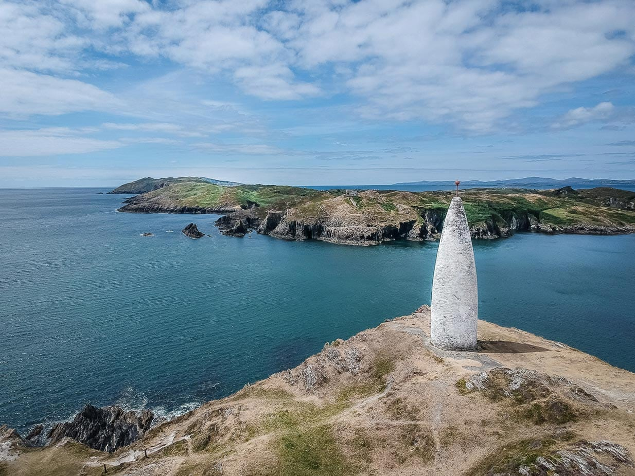The Beacon in Baltimore in West Cork, Ireland | Travel photography and travel guide for foodies and explorers who will travel miles for good food by Jennifer from Miss Walter's